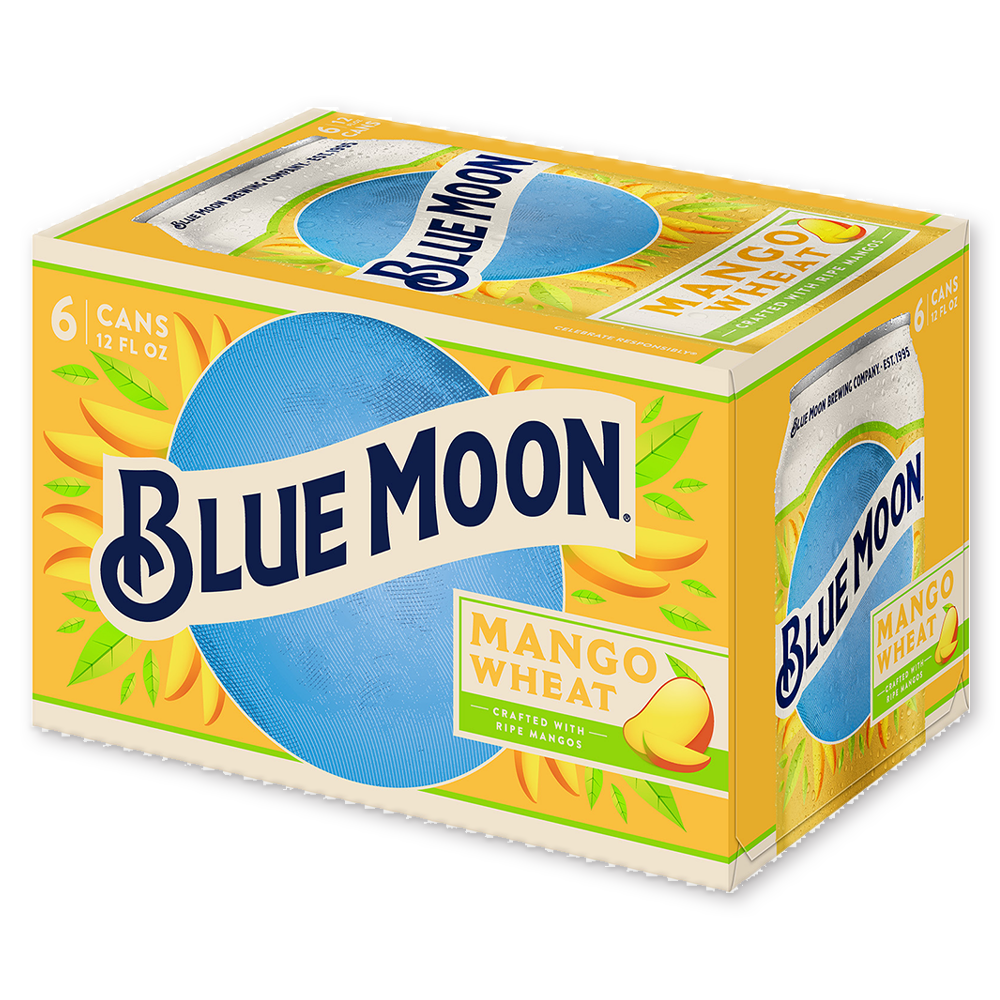 Blue Moon Mango Wheat