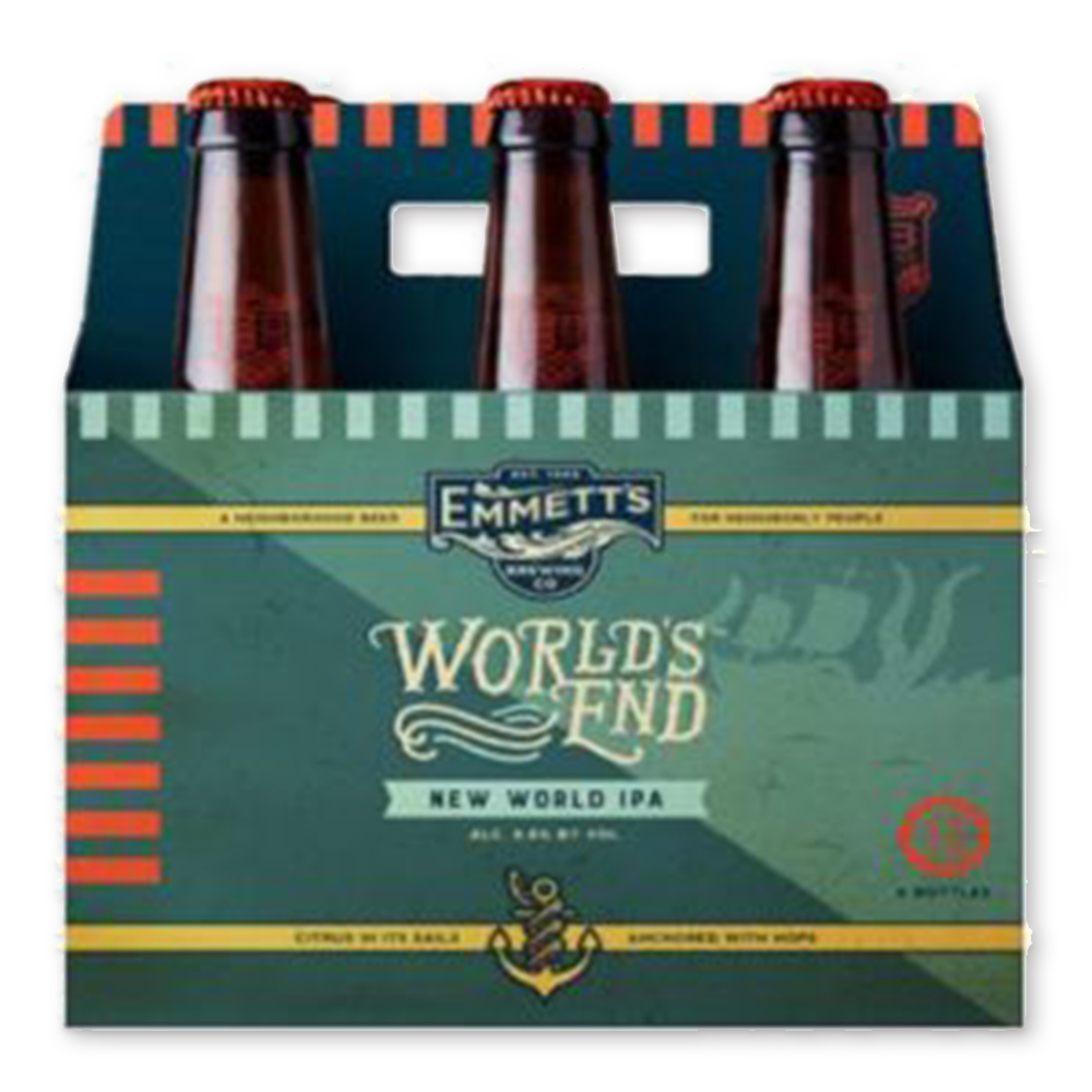 Emmett's World's End IPA
