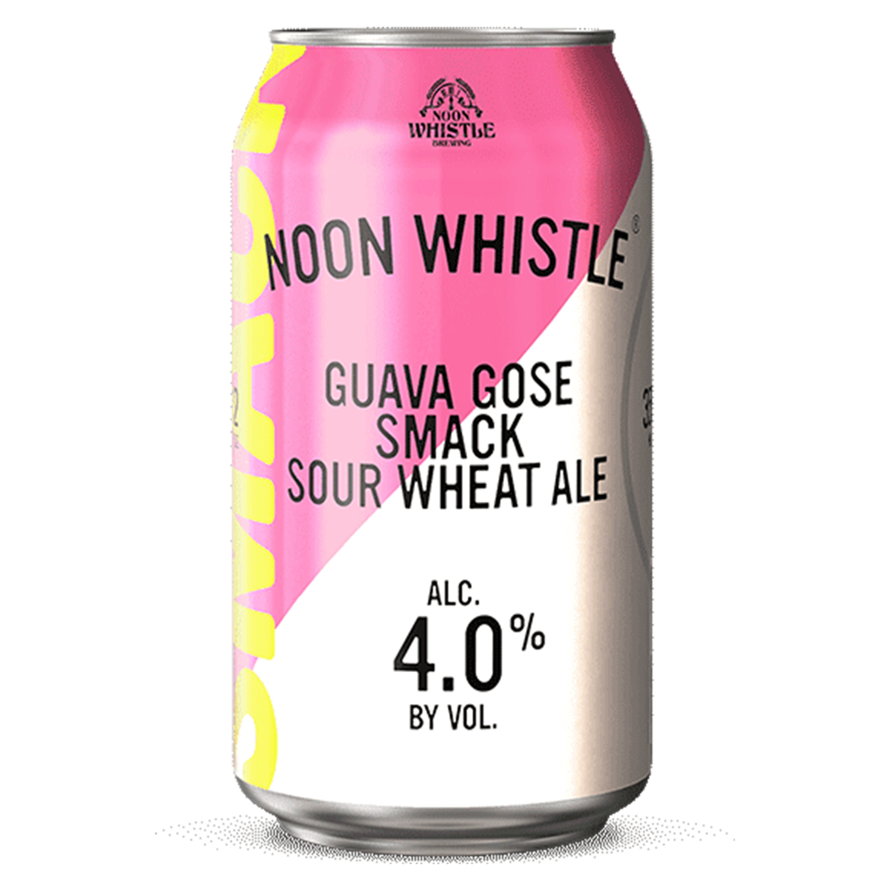Noon Whistle Guava Gose Smack