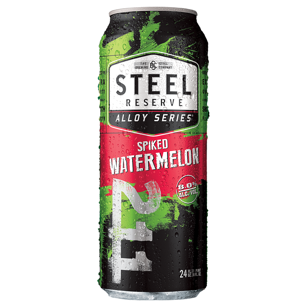 Steel Reserve Spiked Watermelon