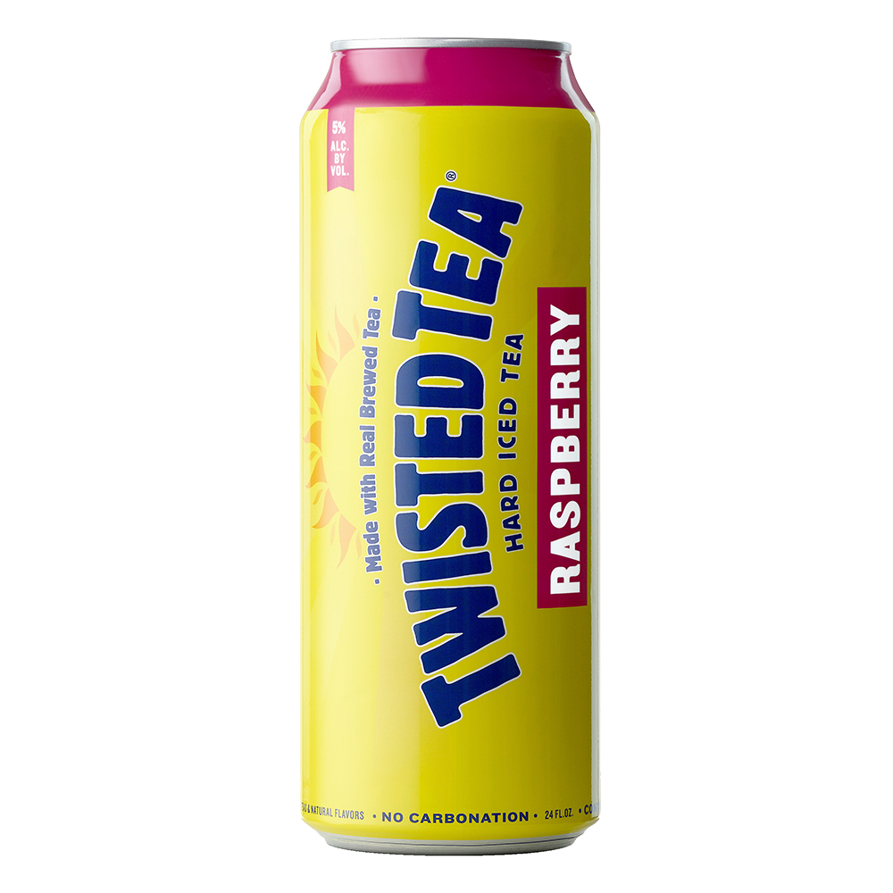 Twisted Tea Raspberry