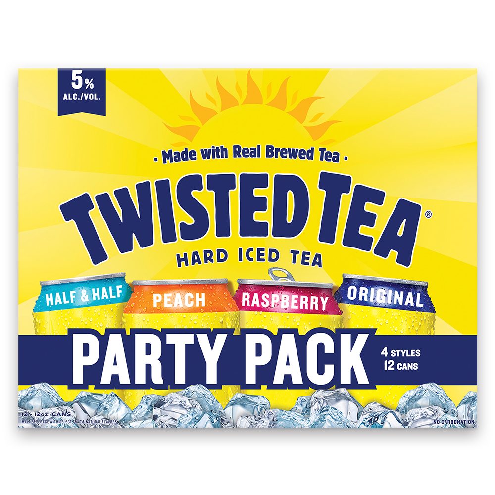 Twisted Tea Variety